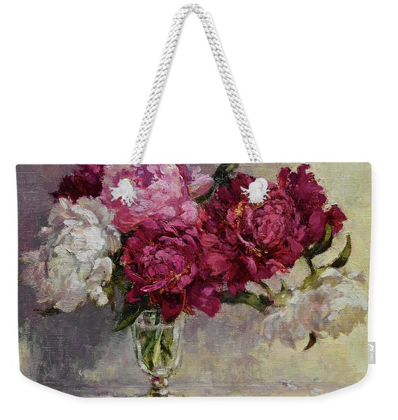 Summer In A Drinking Glass Weekender Tote Bag