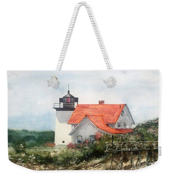 Summer In Maine Weekender Tote Bag