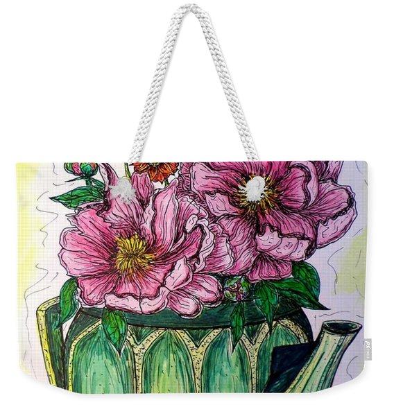 Summer Kitchen Weekender Tote Bag
