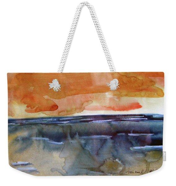 Summer Light Weekender Tote Bag
