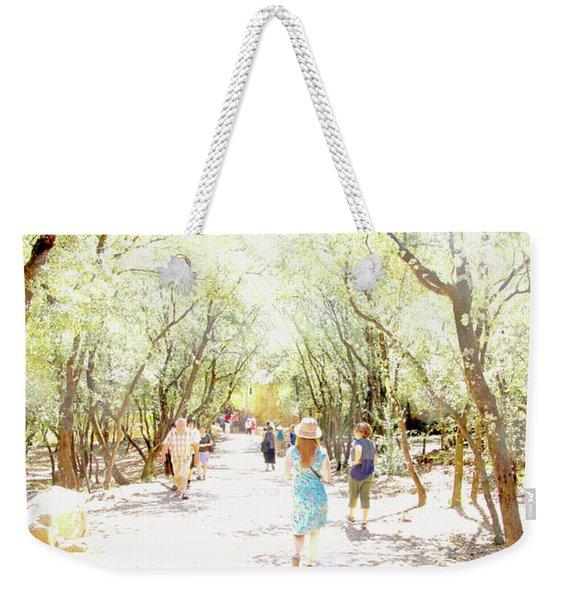 Summer Light Provence Weekender Tote Bag