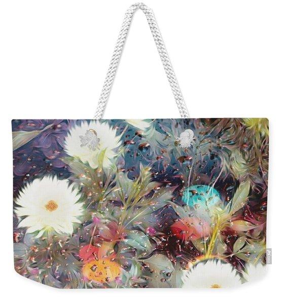Summer Mix Weekender Tote Bag