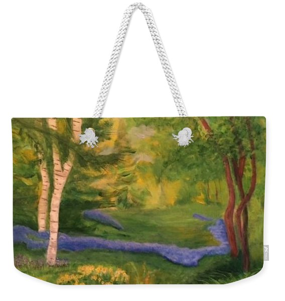 Summer On Orcas Island Weekender Tote Bag