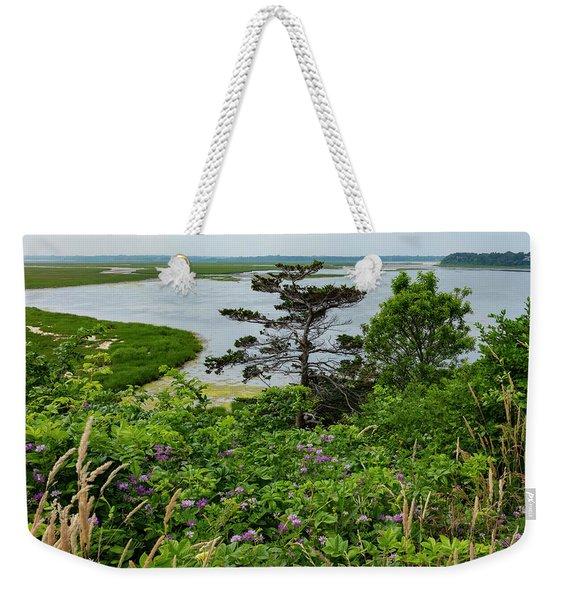 Summer Paradise Weekender Tote Bag