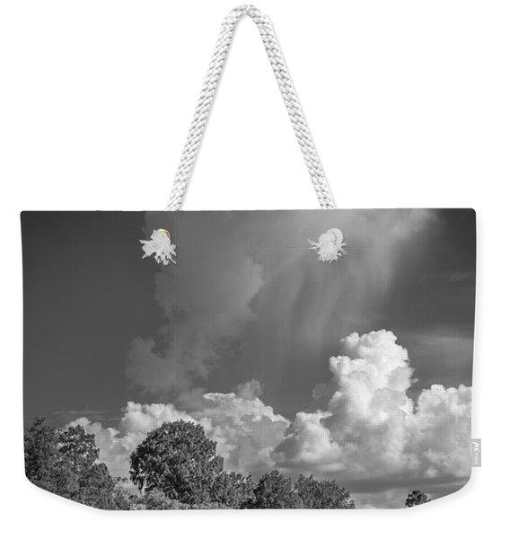 Summer Pop Up Weekender Tote Bag