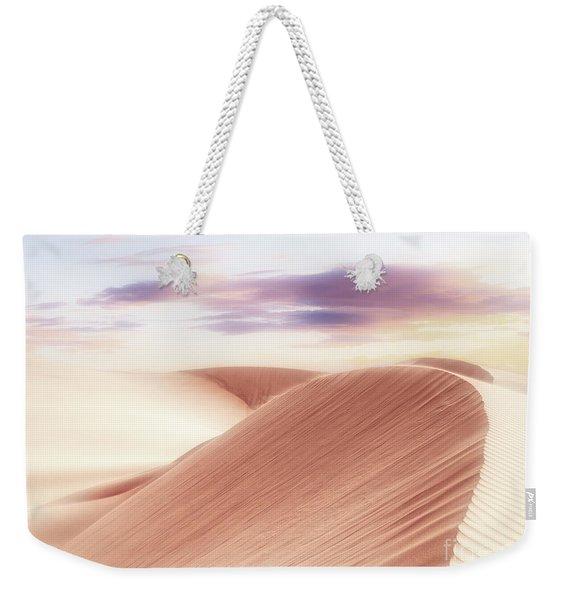 Summer Sands Weekender Tote Bag