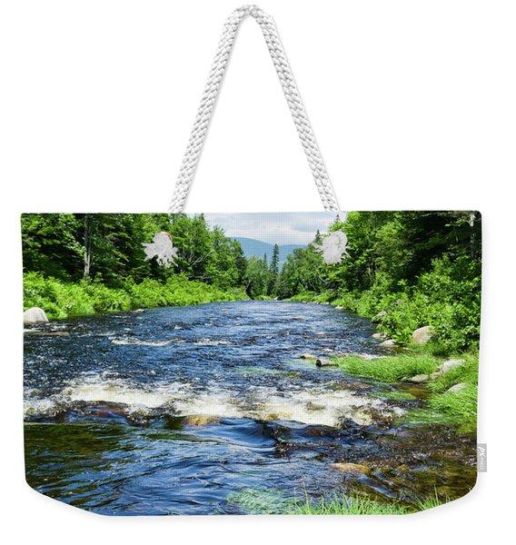 Summer Scene Rangeley Maine  -70742 Weekender Tote Bag