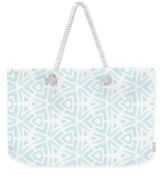 Summer Splash- Pattern Art By Linda Woods Weekender Tote Bag