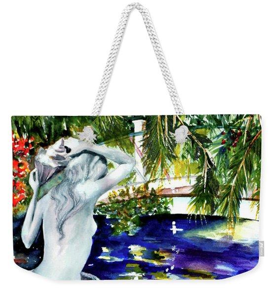 Summer Splendor Weekender Tote Bag