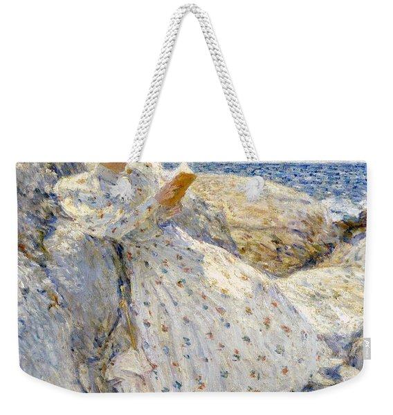 Summer Sunlight Weekender Tote Bag
