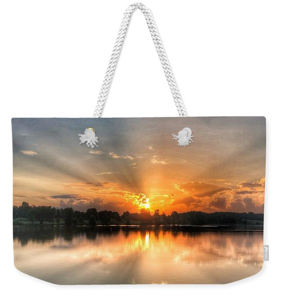 Summer Sunrise 2 - 2019 Weekender Tote Bag