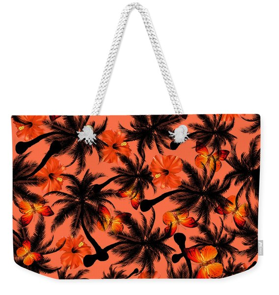 Summer Time 2 Weekender Tote Bag