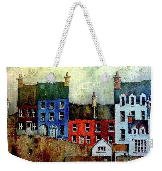 Summercove, Kinsale, West Cork. Weekender Tote Bag