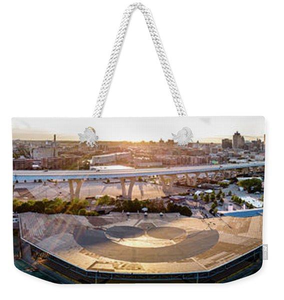 Summerfest Sunset Weekender Tote Bag