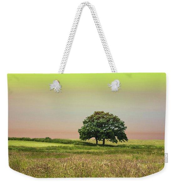 Summer's Evening Weekender Tote Bag