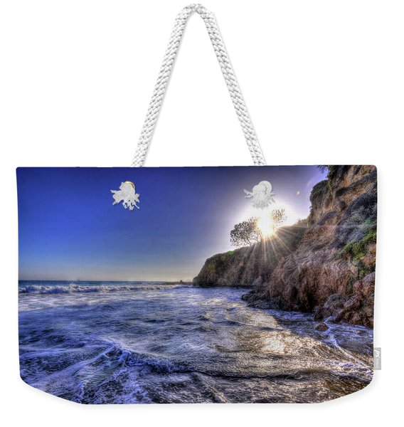 Sun And Sea Weekender Tote Bag