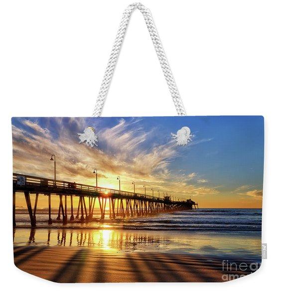 Sun And Shadows Weekender Tote Bag