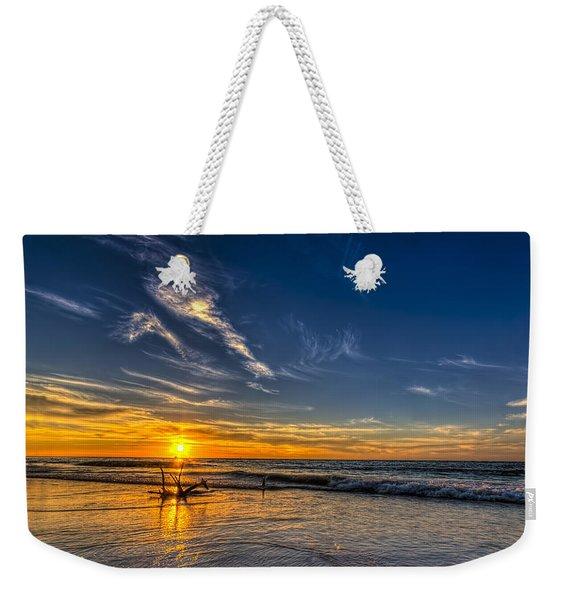 Sun And Surf Weekender Tote Bag