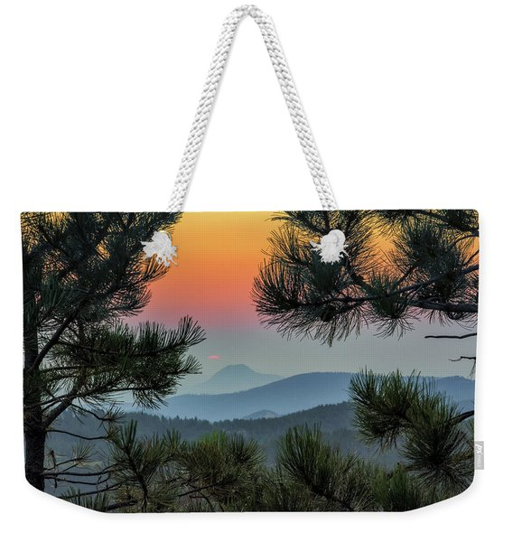 Sun Appears Weekender Tote Bag