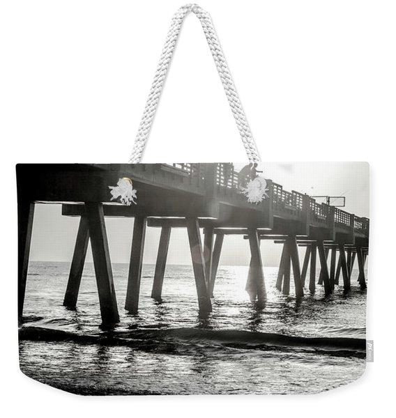 Sun Bathe Weekender Tote Bag