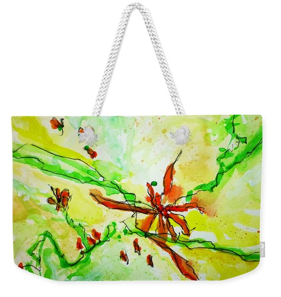 Sun Catchers 3 Weekender Tote Bag