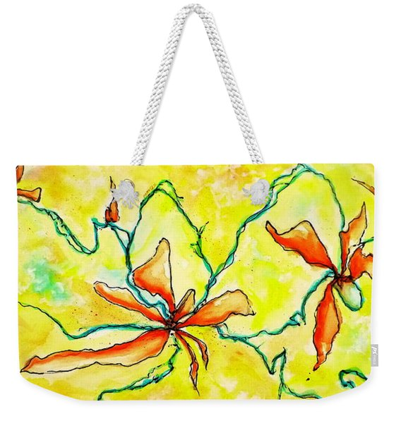 Sun Catchers 4 Weekender Tote Bag