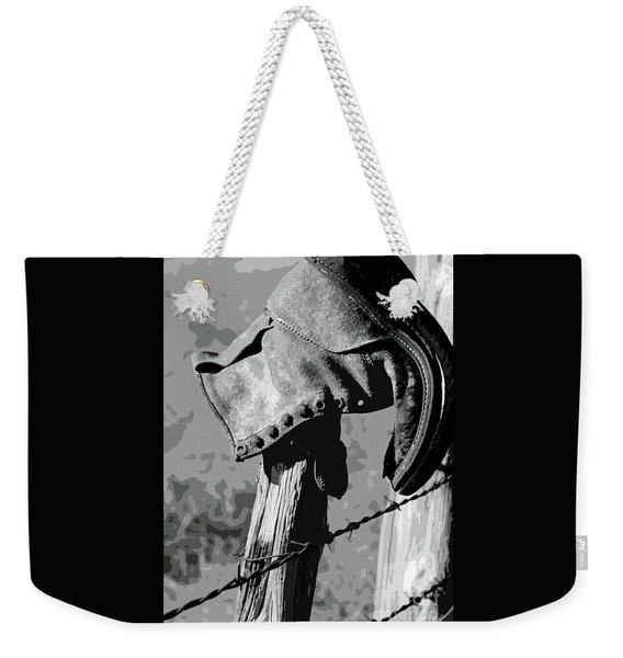 Sun Dried Weekender Tote Bag