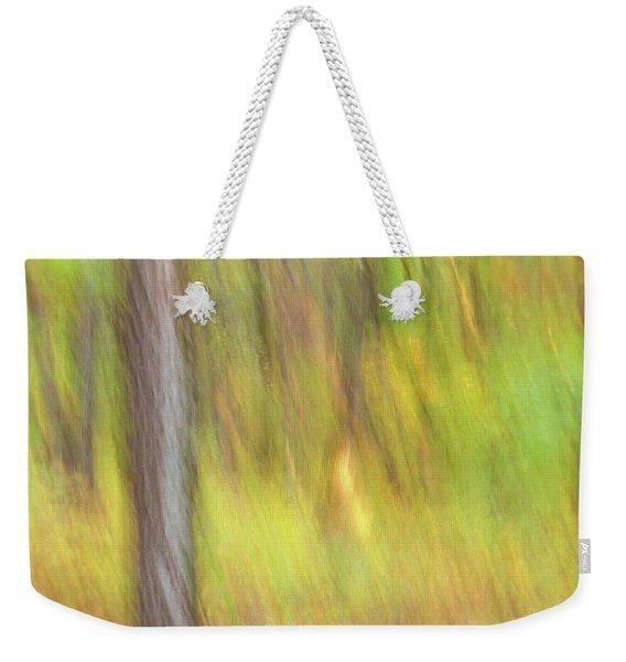 Sun Kissed Tree Weekender Tote Bag