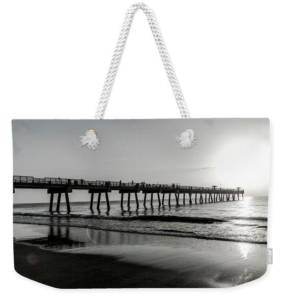 Sun Led Weekender Tote Bag