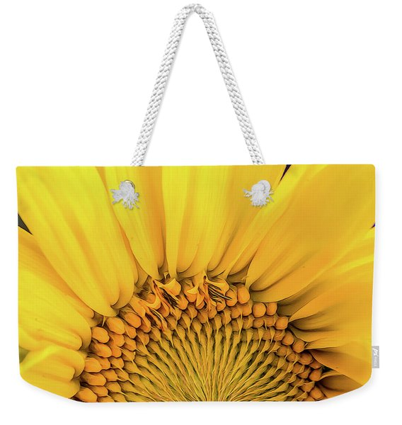 Sun Rising Weekender Tote Bag