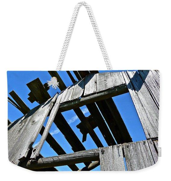 Sun Roof Weekender Tote Bag