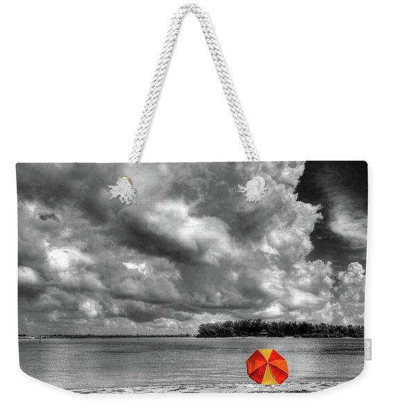 Sun Shade Weekender Tote Bag
