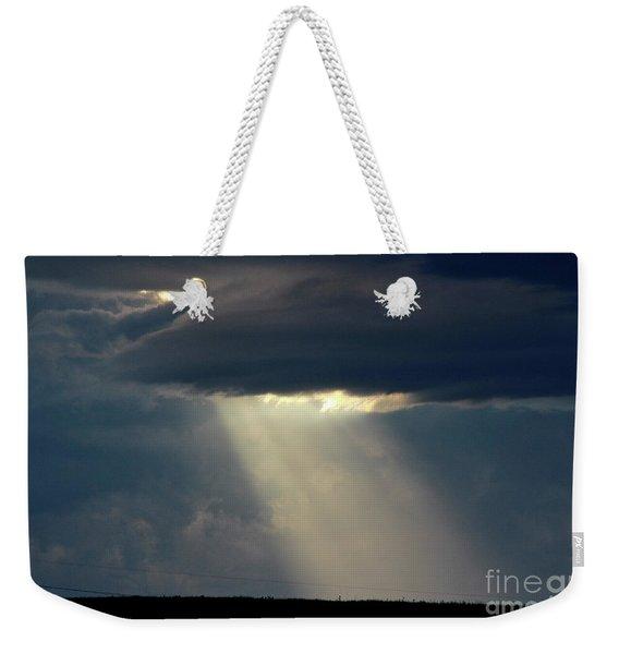 Sun Stream Weekender Tote Bag