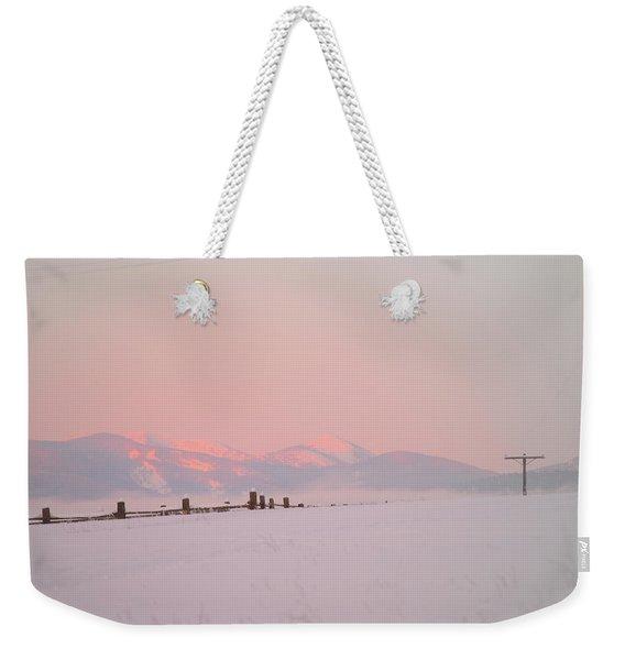 Sun Up On 12th Weekender Tote Bag