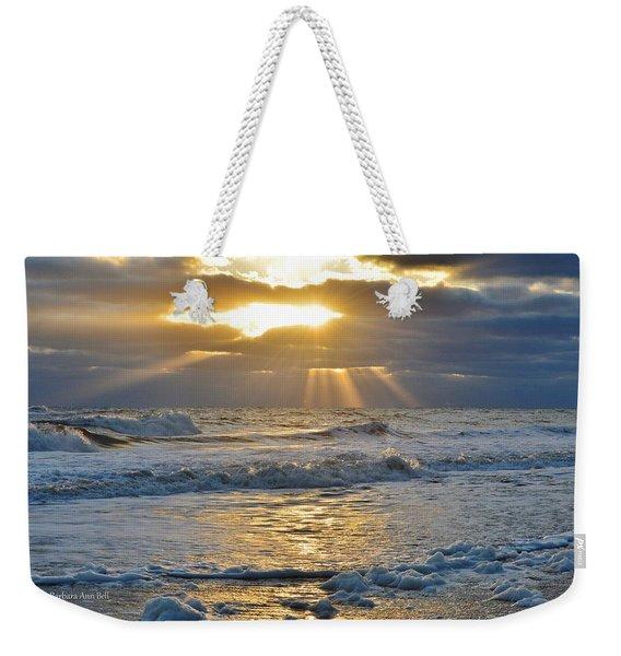 Sunbeams  Weekender Tote Bag