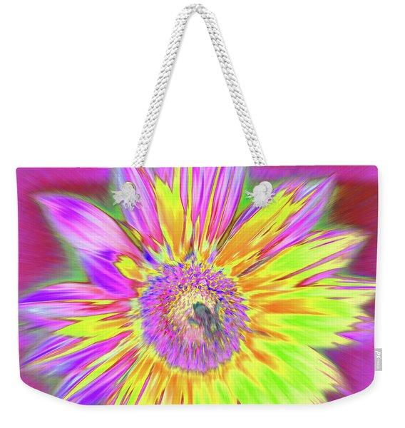 Sunbuzzy Weekender Tote Bag