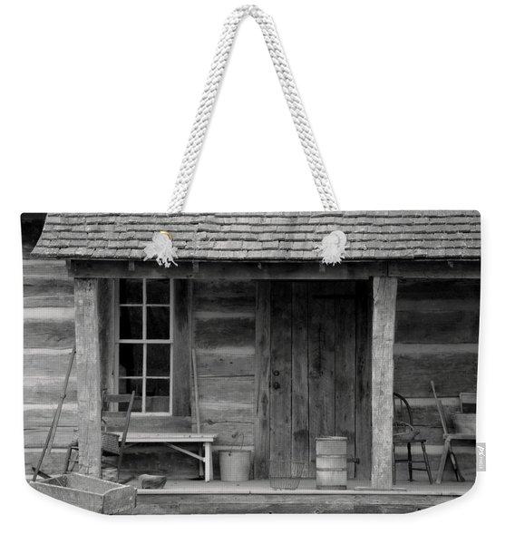 Sunday Break Weekender Tote Bag