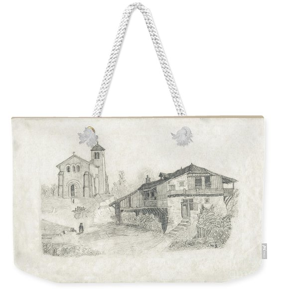 Sunday Service Weekender Tote Bag
