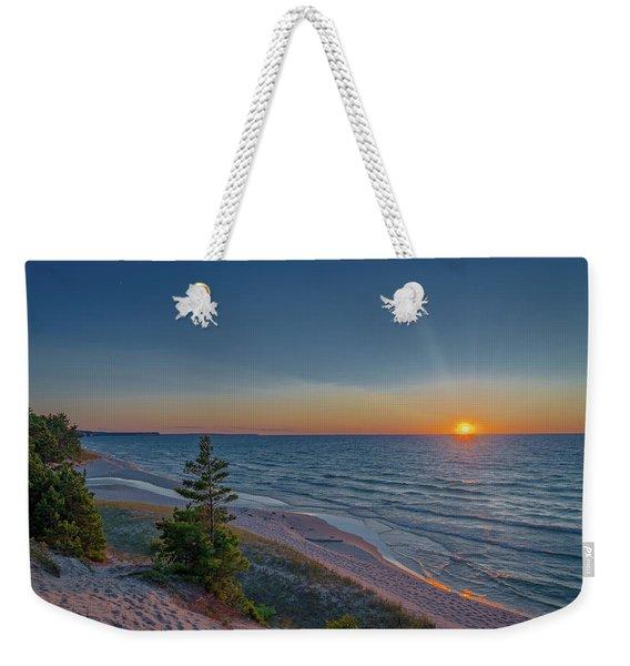 Sundown At Beaver Creek Weekender Tote Bag