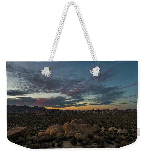 Sundown From Hilltop View Weekender Tote Bag