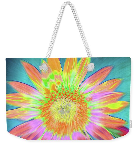 Weekender Tote Bag featuring the photograph Sunfeathered by Cris Fulton