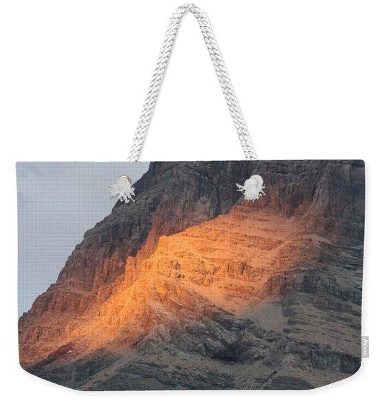 Sunlight Mountain Weekender Tote Bag