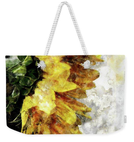 Sunny Emotions Weekender Tote Bag