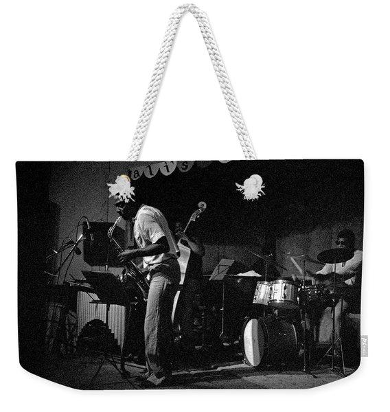 Sunny Murray 3 Weekender Tote Bag