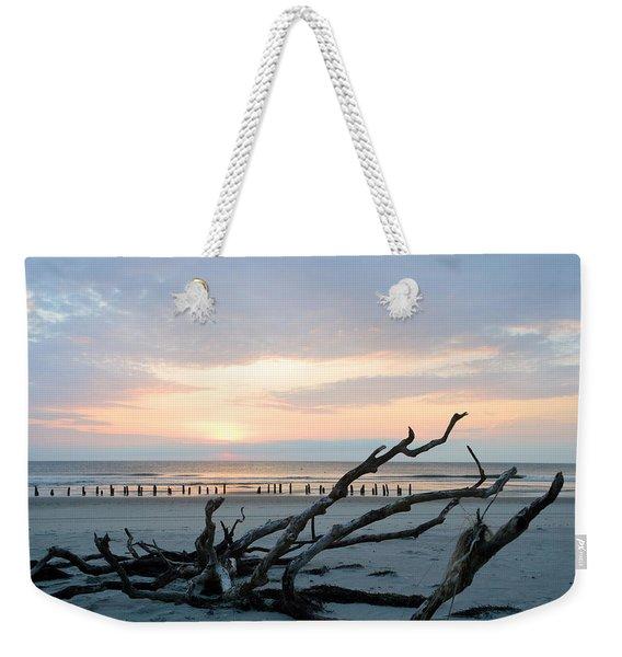 Sunrise @ Pea Island Weekender Tote Bag