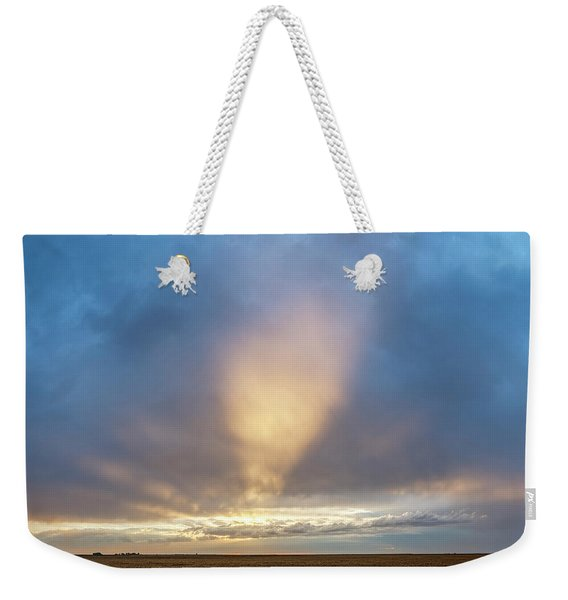 Sunrise And Wheat 01 Weekender Tote Bag