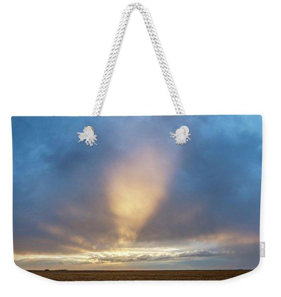 Sunrise And Wheat 01 Weekender Tote Bag