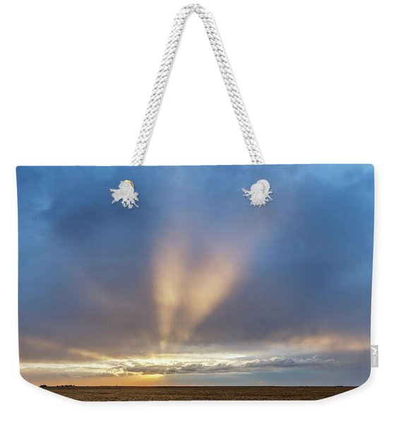 Sunrise And Wheat 02 Weekender Tote Bag