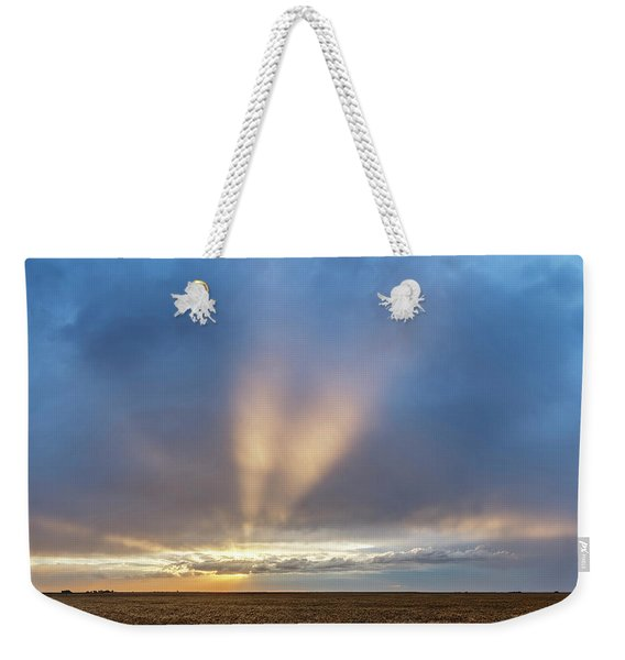 Sunrise And Wheat 02 Weekender Tote Bag