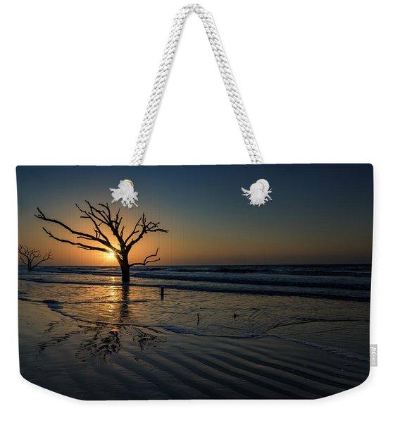 Sunrise At Botany Bay Weekender Tote Bag
